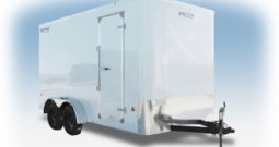Enclosed Cargo Trailer 7′ W x 14′ L – 86″ Wall Height