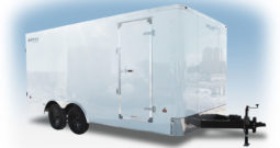 Enclosed Cargo Trailer 8′ W x 16′ L – 78″ Wall Height – 7,700 lb GVWR