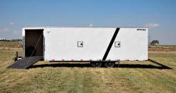 Royal Cargo – 8ft x 26ft Sled Trailer