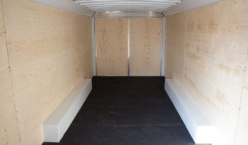 Commercial Gooseneck Enclosed Cargo Trailer 8′ W x 20′ L – 78″ Wall Height full