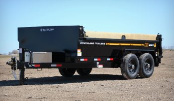 7'W x14'L Tandem Axle 8K, 9Ton Lift, GVWR 16,400lbs or Payload 12,695lbs full