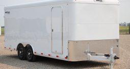 Commercial Enclosed Cargo Trailer 8′ W x 20′ L