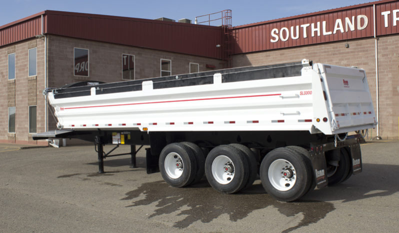 SL3300 END DUMP(ROCK BOX HIGH LIFT) full