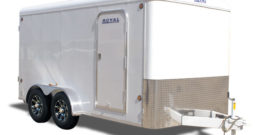 Commercial Enclosed Cargo Trailer 7′ W x 14′ L – 72″ Wall Height