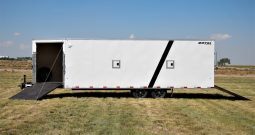 Royal Cargo – 8′ x 26′ Highboy – 4 Place Sled Trailer