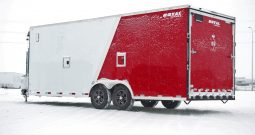 Royal Cargo – 8′ x 26′ Lowboy – 4 Place Sled Trailer
