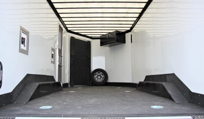 Royal Cargo – 8′ x 22′ Lowboy – 3 Place Sled Trailer full