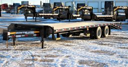 Southland – Equipment Trailer 12K Tandem Dual (Gooseneck or A-Frame)